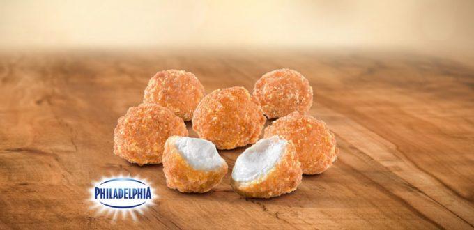 Philadelphia Crispy Snack queso Eurofrits
