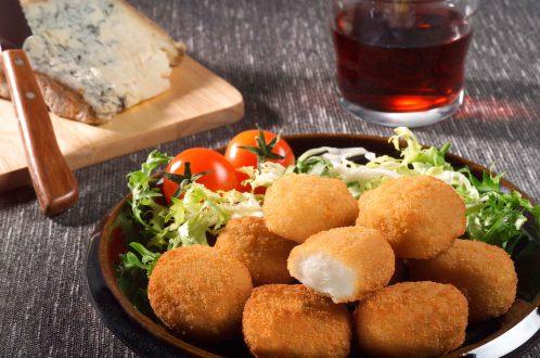 croquetas cabrales queso eurofrits