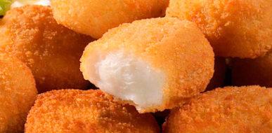 Especialidades con queso Eurofrits