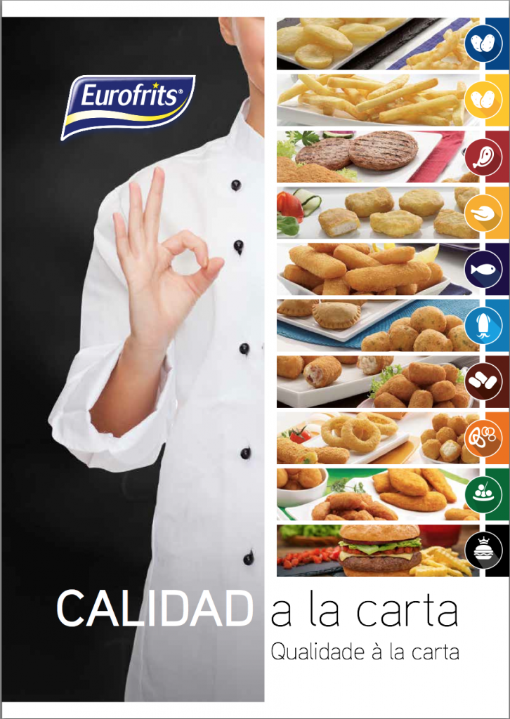 Brand New Catalogue Quality A La Carte Blog Eurofrits
