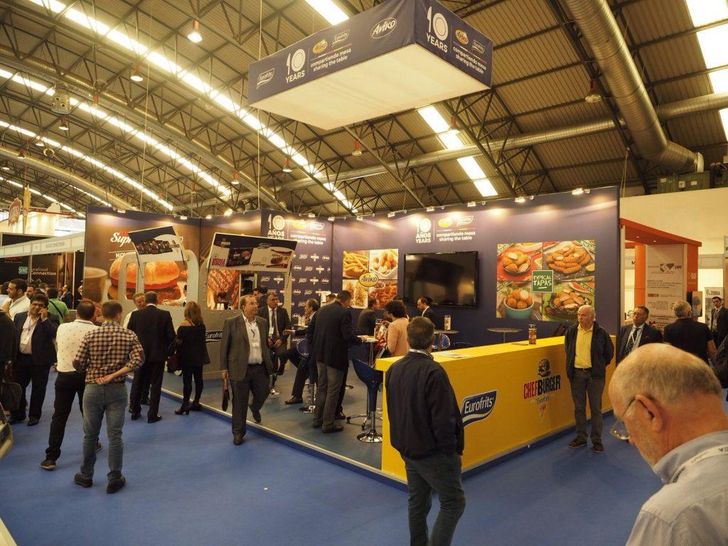 Éxito de Eurofrits en Conxemar 2017