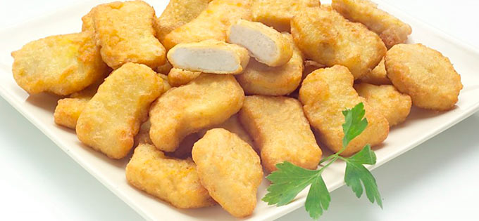 Nugget de pollo Eurofrits