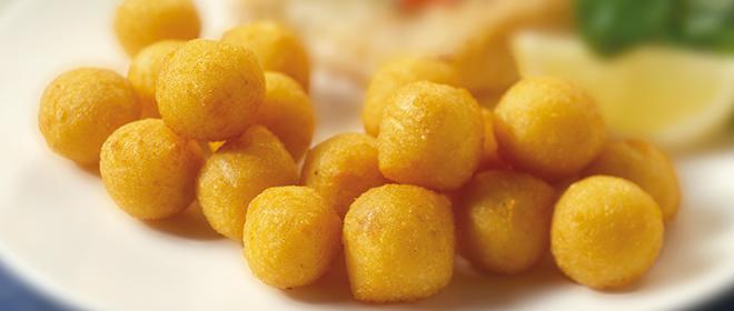 bocaditos patata congelados eurofrits