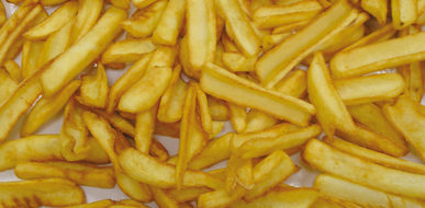 patata dipper fries, patata prefrita