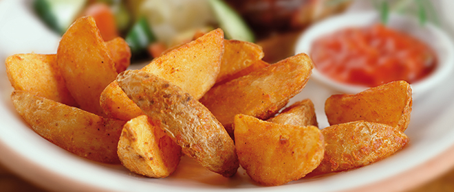 patata gajo especiada congelada eurofrits