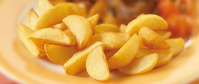 patatas gajo sin piel congeladas