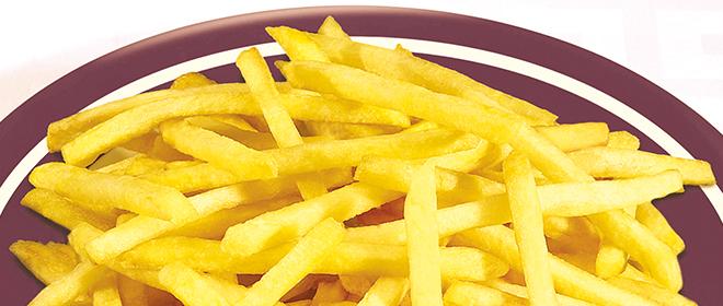 patata julienne congelada