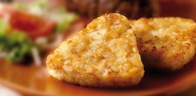 patata rosti triangular congeladas eurofrits