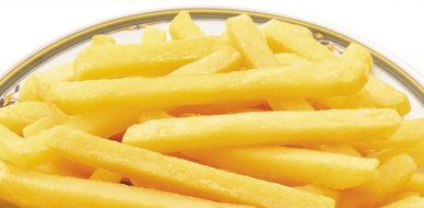 patata corte caseo congelada