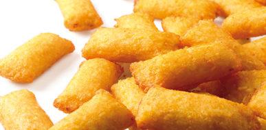 potizers patata y queso congelados eurofrits