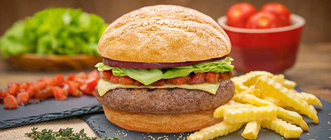 burger xxl congelada eurofrits