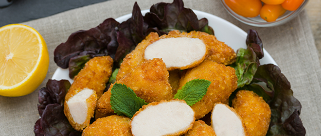 delicias pollo congelado eurofrits