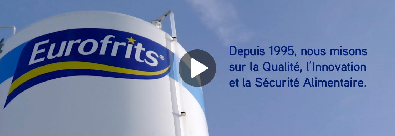 Video corporativo Eurofrits