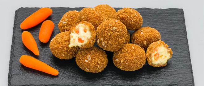 Bocaditos-dulce-de-queso-Zanahoria