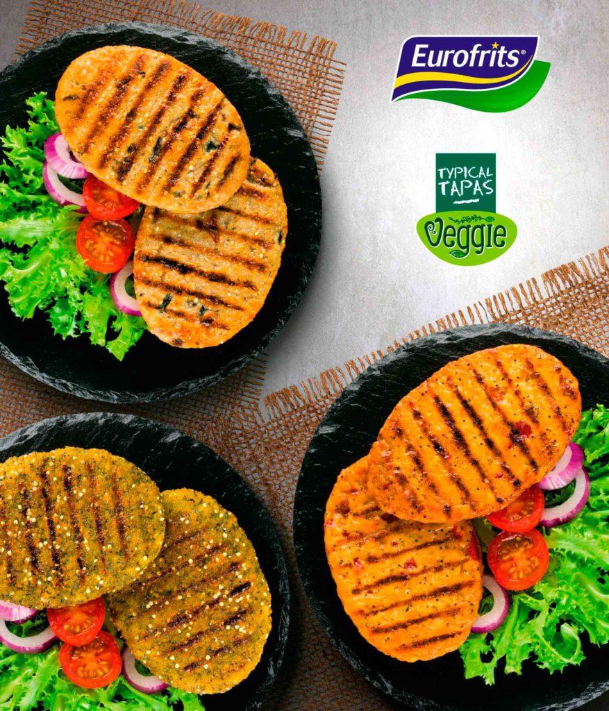 Productos Veggie Eurofrits