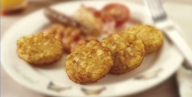 Patatas Rosti Eurofrits