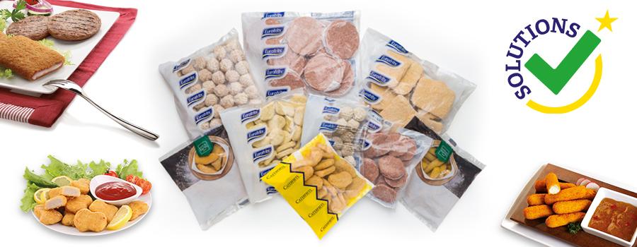 Precocinados Eurofrits Food Solutions