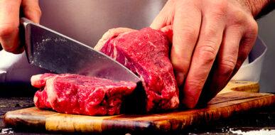 Ocaso consumo carne