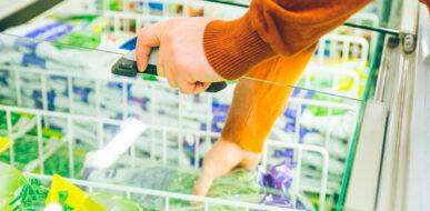 Crece el sector de los alimentos congelados