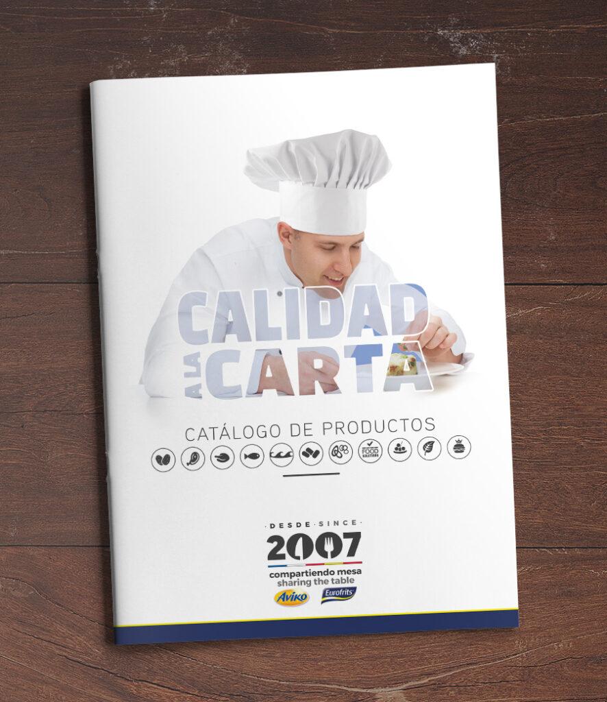 Catalogo de Productos Eurofrits
