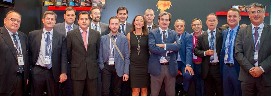 Equipo comercial Eurofrits