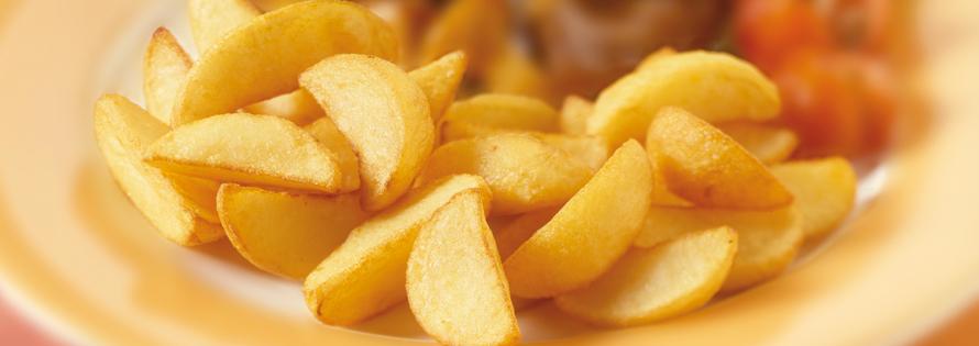 Patatas fritas Eurofrits