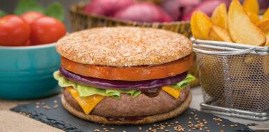 Burger Ternera Eurofrits
