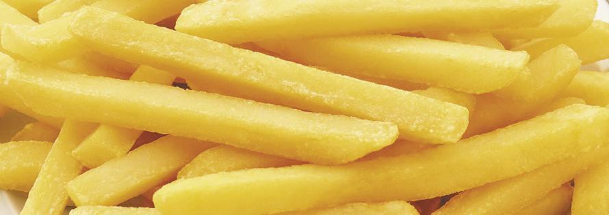 Patatas fritas corte casero Eurofrits