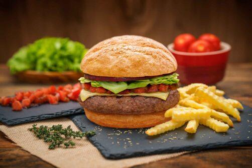 The XXL Burger