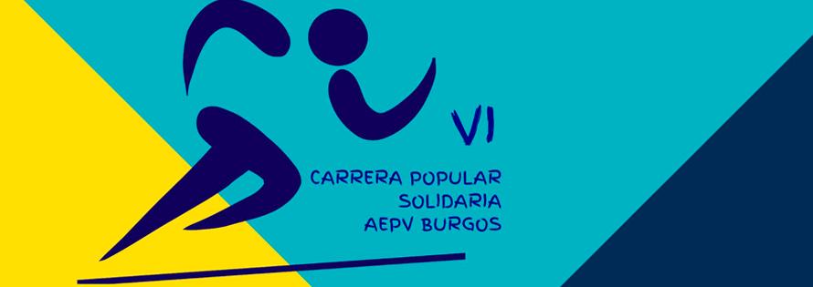 Carrera Popular Solidaria AEPV Burgos