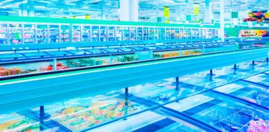 Conservación alimentos ultracongelados